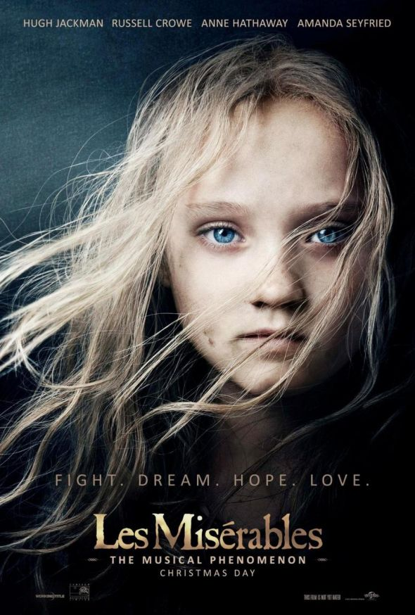 孤星淚(Les Misérables)電影圖片 - Les_miserables_movie_poster1_1349832229.jpg