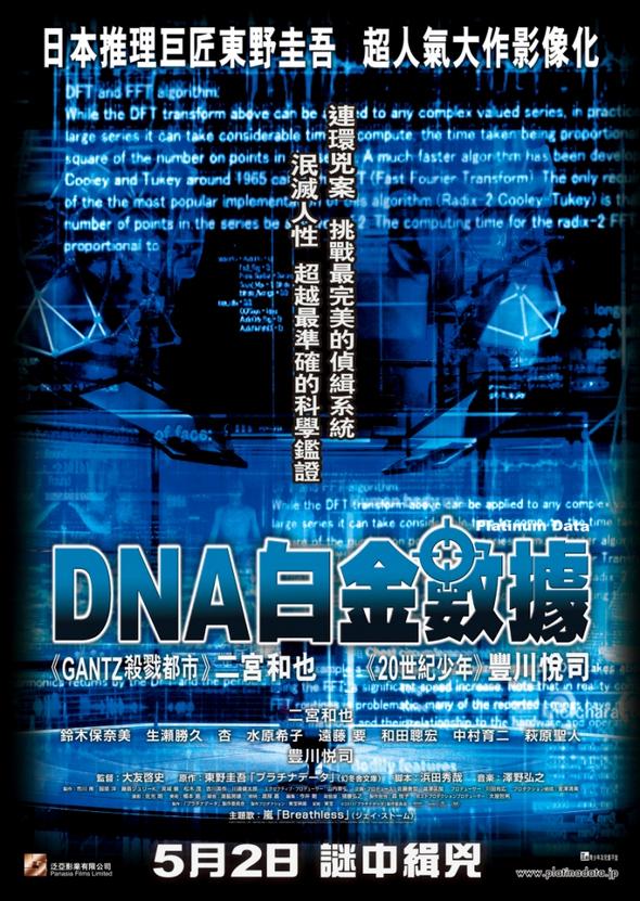 DNA白金數據/白金數據:DNA連續殺人(Platinum Data)02