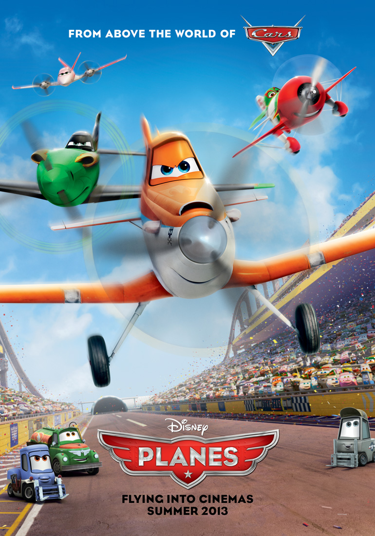 飞机总动员 (2d 英语版)(planes)