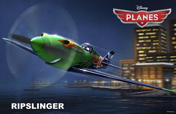 飞机总动员 (3d 英语版)(planes)