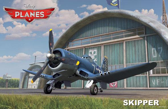 飞机总动员 (2d 粤语版)(planes)