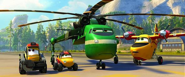 飞机总动员2:救火大行动