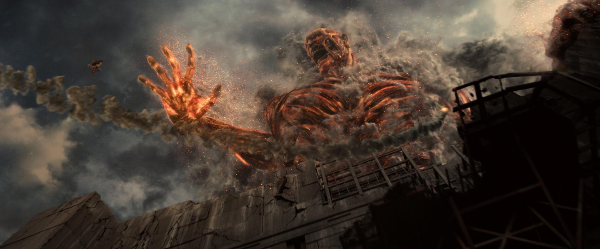 进击的巨人2:end of the world(attack on titan: end
