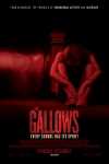 The Gallows電影海報